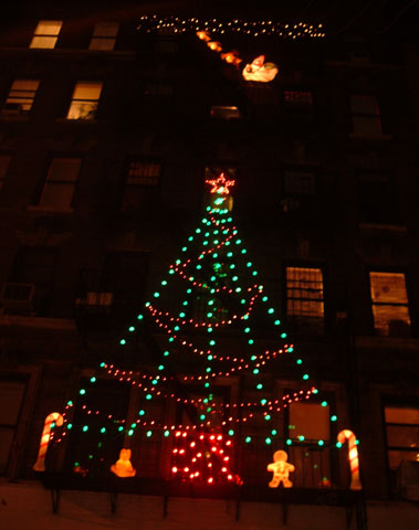 ノリータのクリスマス・イルミネーション