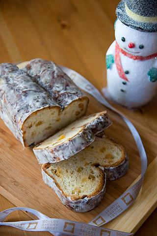 ドイツのクリスマスのパン、シュトーレン