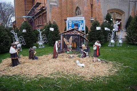 キリスト誕生