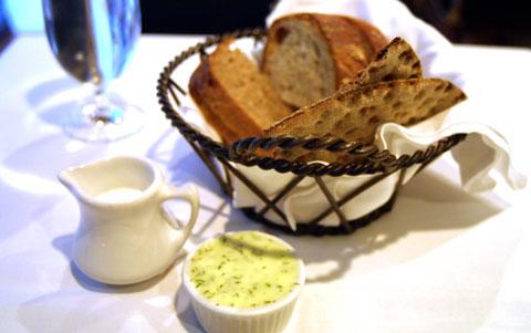 レストランウィーク・テーブルセット