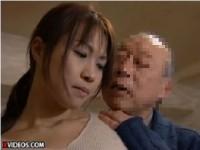 エロ義父が嫁の不倫を共有する提案を飲ませ襲いかかる