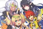「ファンタシースターオンライン2 es 3rd Anniversary ビジュアル&チップコレクション」