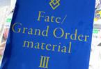 「Fate/Grand Order material III」