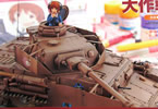 「ガールズ&パンツァーガチンコ戦車模型大作戦」