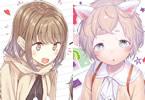 むらさきゆきや、「14歳とイラストレーター2」&暁雪「今日から俺はロリのヒモ!3」