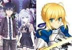 プレシャスメモリーズ「ハンドシェイカー」&Lycee Overture「Ver.Fate/Grand Order 1.0」