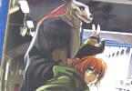 ヤマザキコレ「魔法使いの嫁」7巻特装版