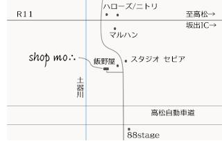 shop mo 地図