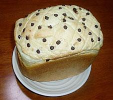 チョコチップメロン食パン