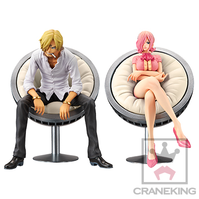 ワンピース DXF~THE GRANDLINE SERIES~VINSMOKE FAMILY vol.2のイメージ